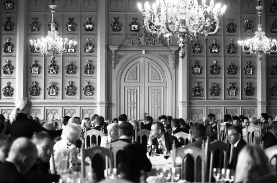 Dinner at the House of Nobility