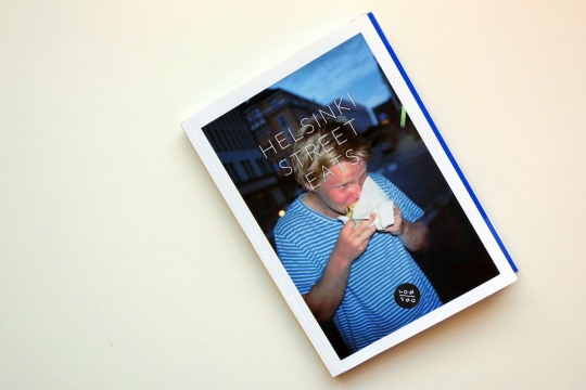 Helsinki Street Eats, a new book about street food as a vehicle for innovation